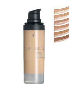 COLOURS CREAM MAKEUP FOUNDATION