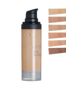 COLOURS OIL FREE MAKE UP FOUNDATION