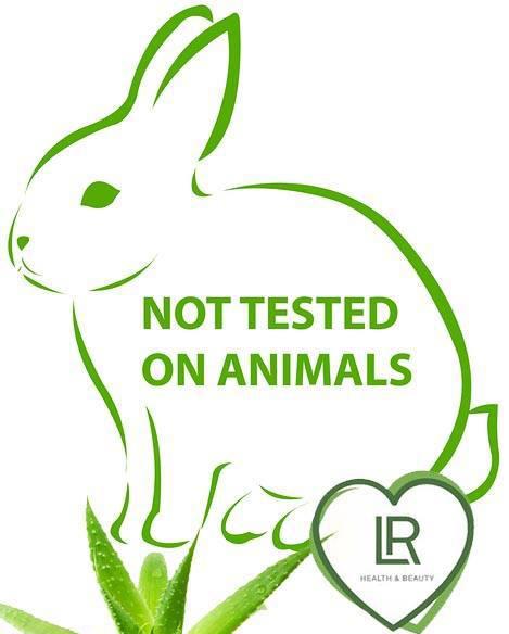 Ikke testet på dyr 1