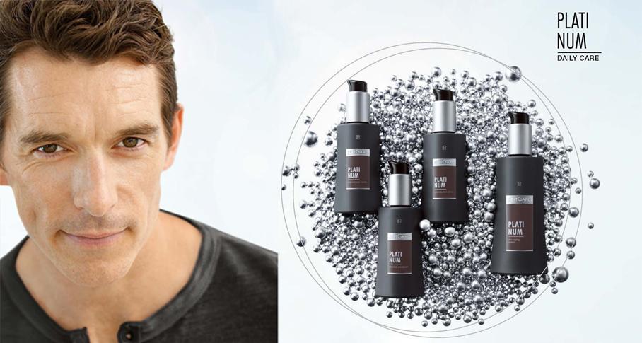 Platinum Daily Care Særlig pleje til mænds hud