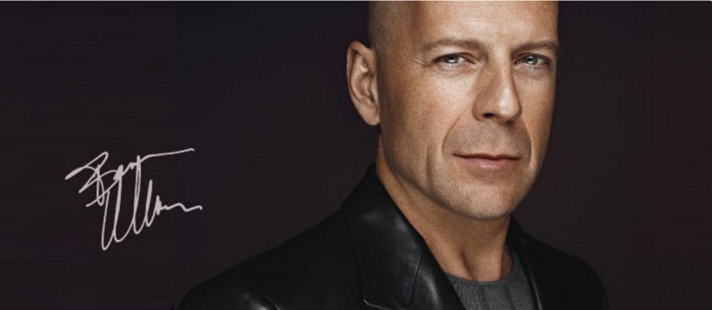 Billede af Bruce Willis skuespiller