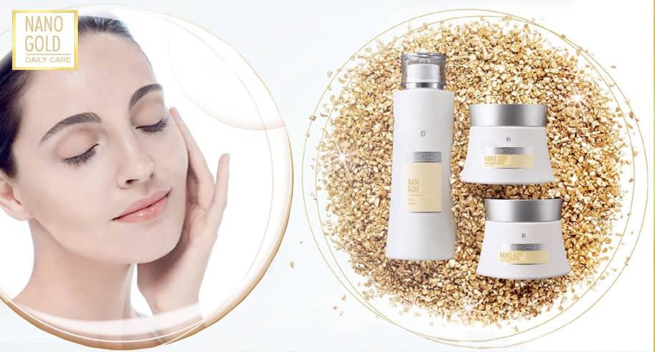 Zeitgard Nano Gold Beskyttelse mod for tidlig ældning af huden