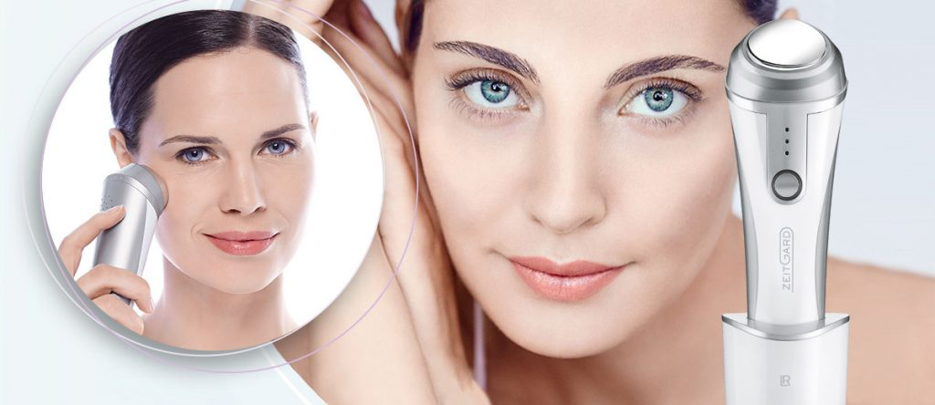 Reducer rynker med Zeitgard Anti-Age System